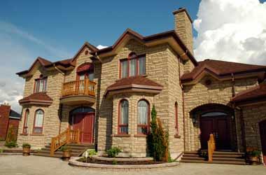 Maison au sommet du luxe